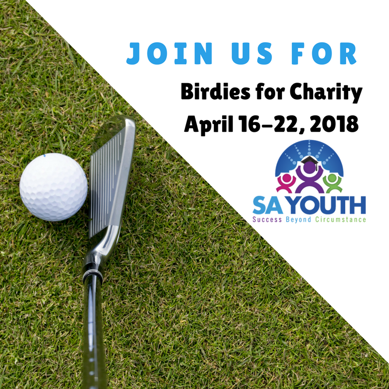 Birdies for Charity 2018