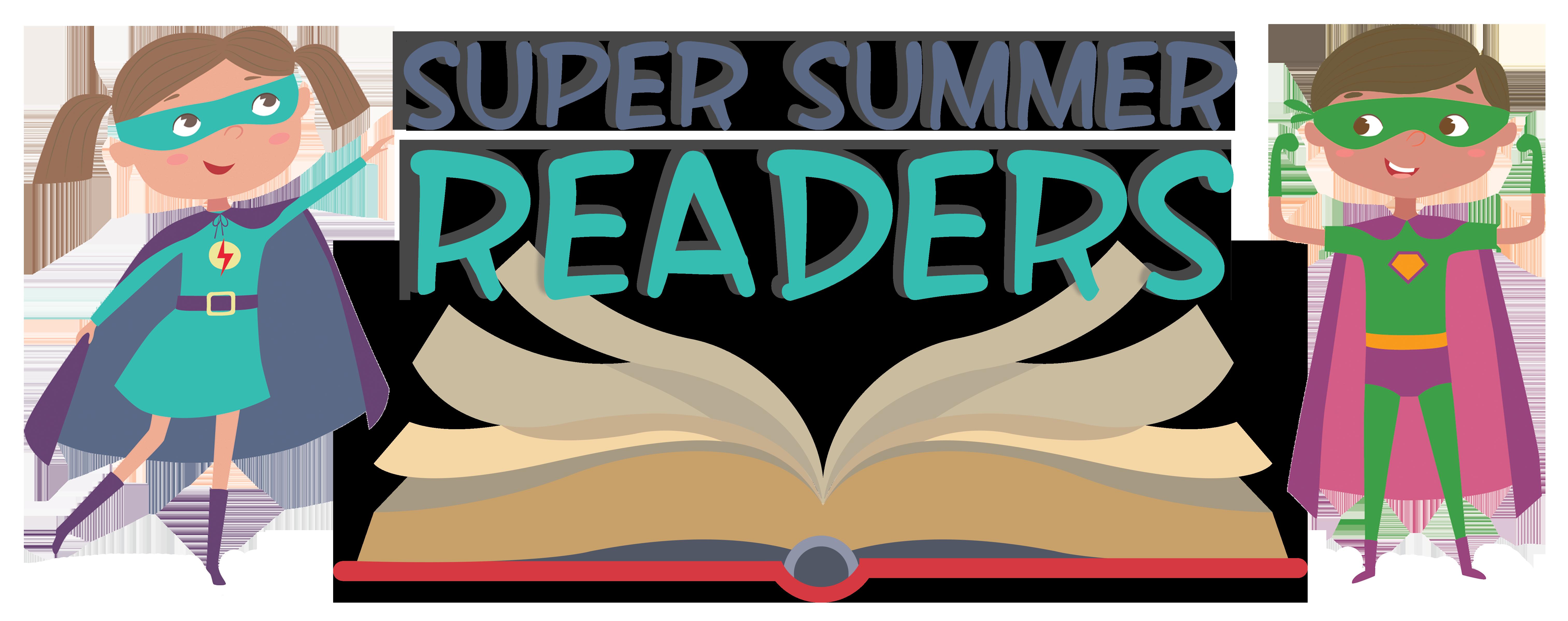 Super Summer Readers | SA Youth